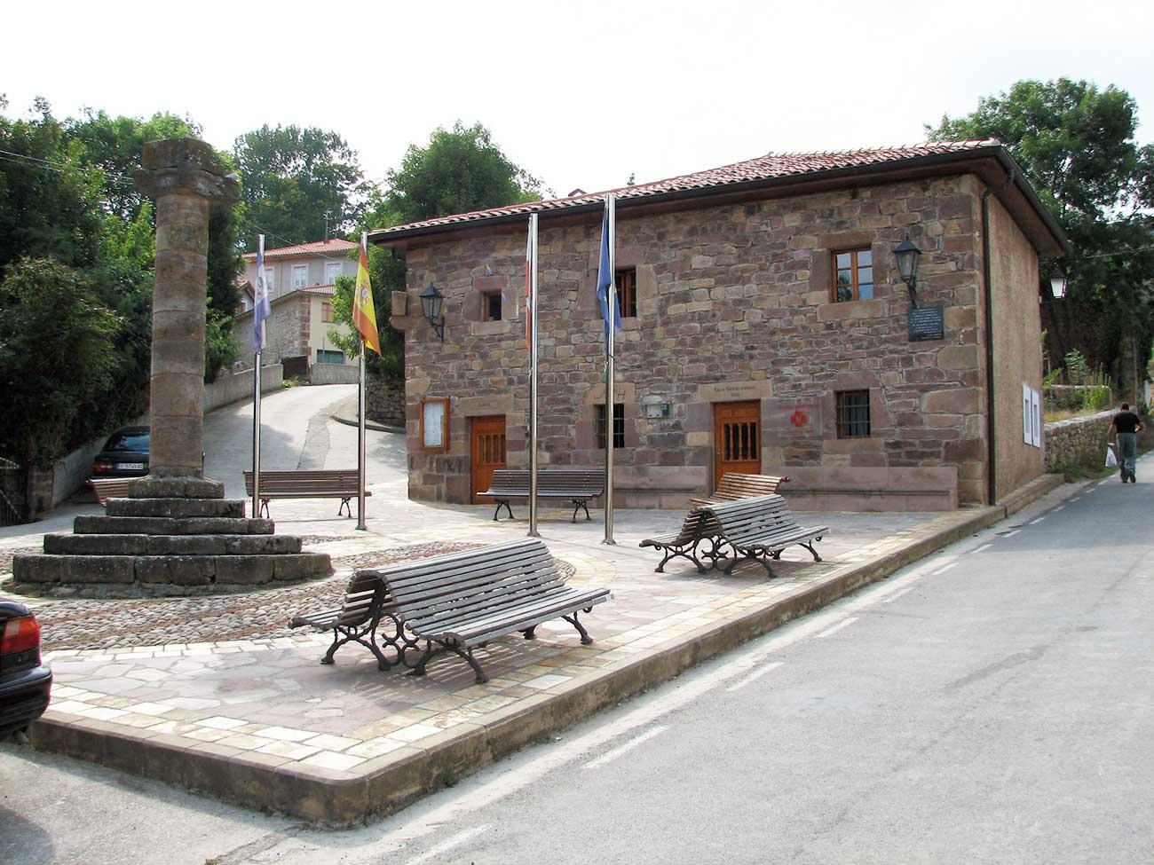 Ayuntamiento y cárcel