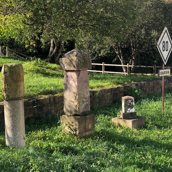 La señalización de los caminos a lo largo de la historia